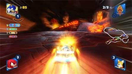 Team Sonic Racing: tenhle ježek to umí rozjet (recenze